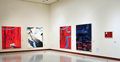 American Chambers: Post 90's American Art, Gyeongnam Art Museum, Changwon, S. Korea (Installation View)