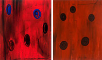 Red Paintings